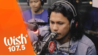 "Sponge Cola performs ""Puso"" LIVE on Wish 107.5 Bus!"