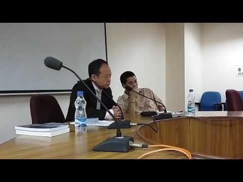 Philosophy of Fearism, Jawaharlal Nehru University, Delhi, India Part 2