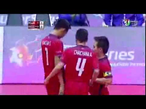 ตะกร้อชิงแชมป์โลก ISTAF SuperSeries 2014/2015 (FINAL) THAI VS MALAYSIA 23/10/2015