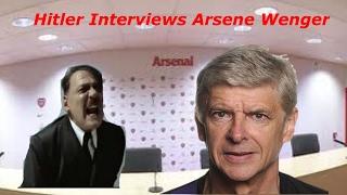 Hitler interviews Arsene Wenger