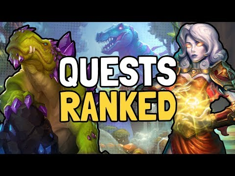 Final Rankings for the Legendary Quests - Hearthstone