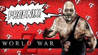 World War Z: WWE Zombies, Big Show, Advanced Mincraft, PHOENIX!!! (Online - Comedy Gaming)