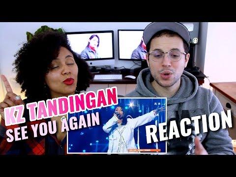 KZ Tandingan - See You Again | Episode 10 | Farewell Performance | Singer 2018 | REACTION
