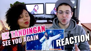KZ Tandingan - See You Again | Episode 10 | Farewell Performance | Singer 2018 | REACTION