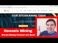 Genesis Mining Update and Review Bitcoin contracts are ...
