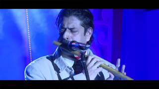 A Flute performance by Dipak Sarma