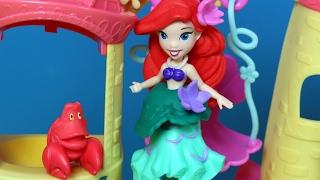 Urodziny Arielki - Disney - Arielka Mała Syrenka - bajka po polsku