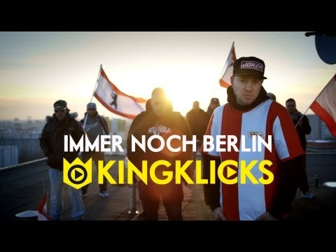 KING KLICKS - LIQUIT WALKER - IMMER NOCH BERLIN (OFFICIAL HD VERSION AGGROTV)