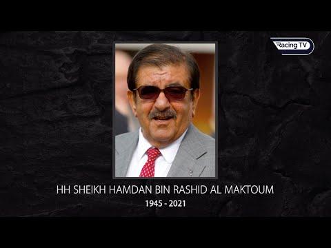 Racing TV remembers Sheikh Hamdan Al Maktoum - Racing TV