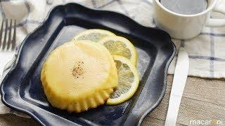 濃厚チーズケーキマドレーヌ|macaroni | マカロニさんのレシピ書き起こし