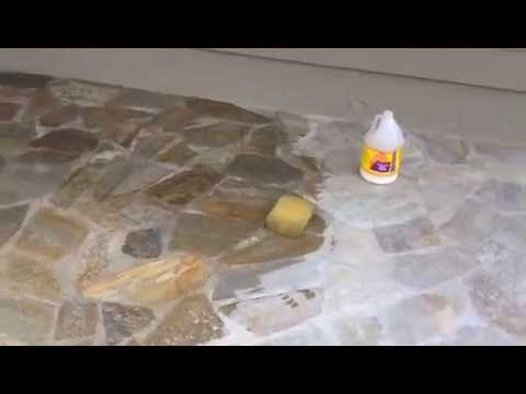 How to Seal Natural Stone