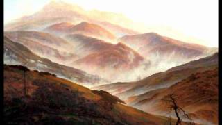 Tamtrum - My Fall - Lyrics in English - Slideshow, Paintings from Caspar David Friedrich