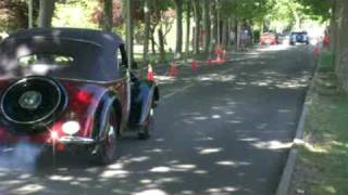 Rally Alfonso XIII, Regularidad historica, Rally clasicos