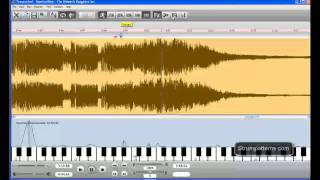 Slow down music with Transcribe, review and tutorial part 2 of 3