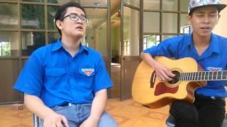 Kỷ niệm trường xưa - guitar cover by Tý Hậu