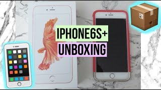 iPHONE 6s PLUS UNBOXING! | Vlogmas Day 15