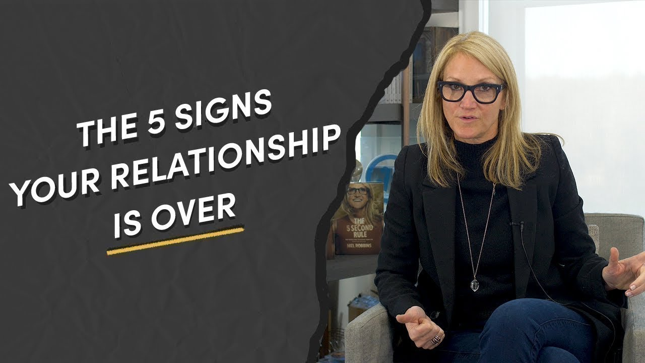 Download The 5 Signs Your Relationship Is Over