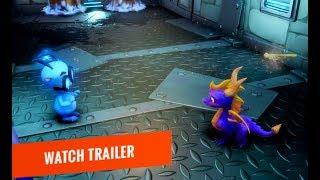 SPYRO REIGNITED TRILOGY Gameplay Demo (English)