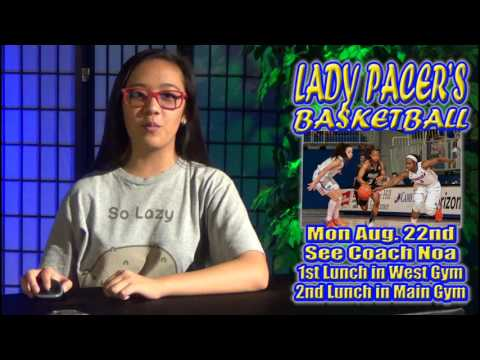 Pacers on Demand - 08/24/2016