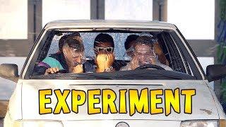 DO AUTOMYČKY BEZ OKEN! - Experiment