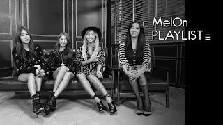 PLAYLIST(플레이리스트): SISTAR(씨스타) _ Artists & Songs That SISTAR Loves(씨스타는 누구의 팬일까?) [ENG/JPN/CHN SUB]