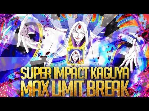 ** MAX LB KAGUYA IS DECENT * | ** Naruto Ultimate Ninja Blazing *