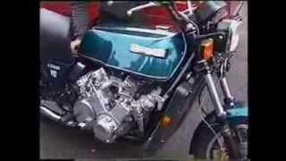 Kawasaki Z2300 cc motor V12 - uma preciosidade