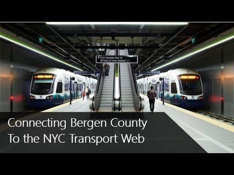 Hudson-Bergen Light Rail Extension to Fort Lee