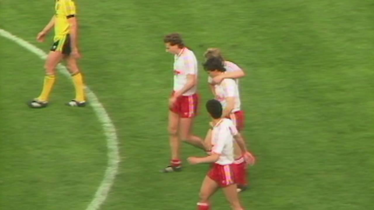 6er-Jubiläen: Rettung in der Relegation 1986