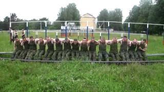 СПБГУ. Факультет военного обучения. Сборы 2012г.