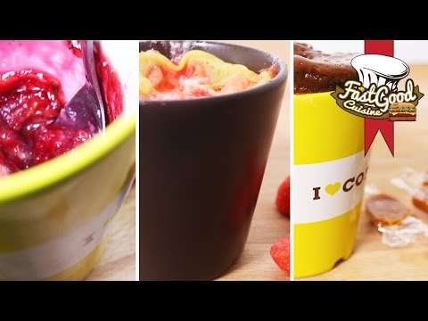 compilation-mugcake-:-nutella-caramel,-fraises-tagada-et-tarte-framboises
