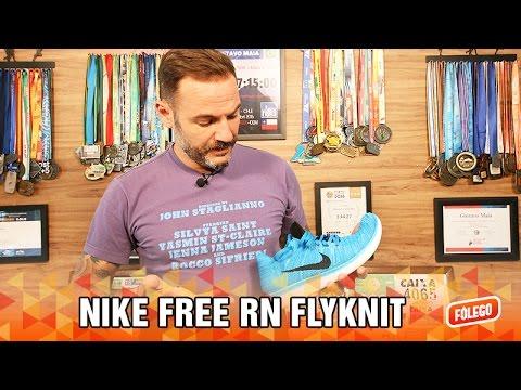 Testamos: Nike Free RN Flyknit