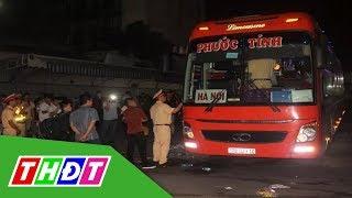 Nhồi nhét 99 người, xe khách bị xử phạt 100 triệu đồng | THDT