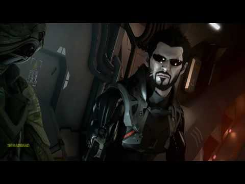 DEUS EX MANKIND DIVIDED Walkthrough Gameplay Part 1 Intro