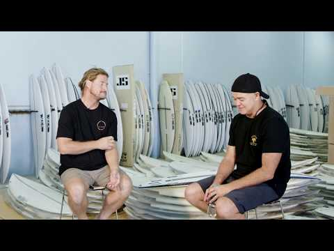 Occ-Cast Episode 22 featuring Jason Stevenson of JS Industries | Billabong