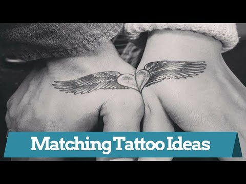 Matching Tattoo Ideas For Couple