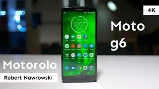 Motorola Moto G6 Recenzja   Robert Nawrowski