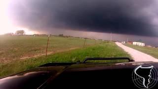 4-9-12 Woodward, Oklahoma tornado.