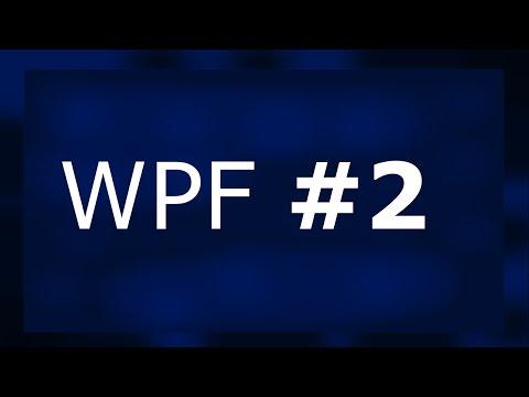 WPF #2 (TextBox, Label, Button)