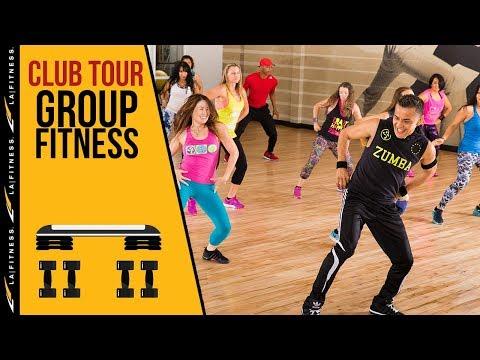 Group Fitness | LA Fitness Club Tour