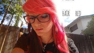 Dying Hair Red using Splat!:D Thumbnail