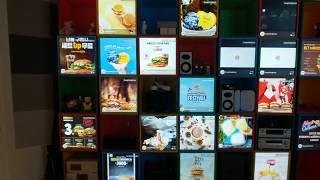 BurgerKing at SoundGraph Showroom