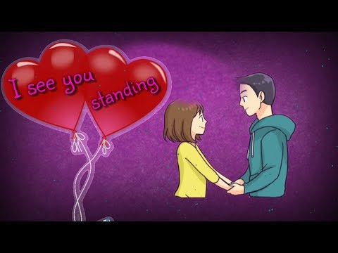 Oppo Ad   i See you standing   Specially for Girls   Romantic song   Whatsapp Status   KuccBhi