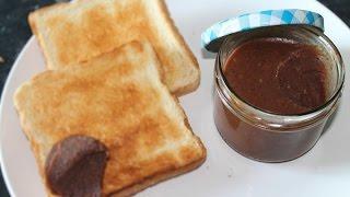 Nutella Selber Machen (Rezept) || Homemade Nutella (Recipe) || [ENG SUBS]