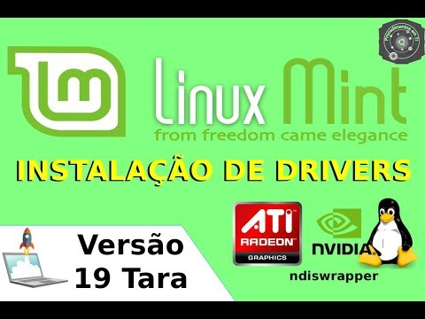 linux mint amd driver black screen