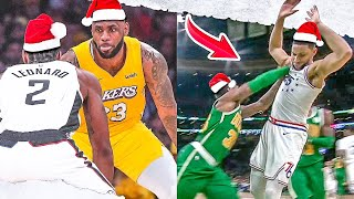 NBA - Best Christmas Day Plays! (LeBron, Kawhi, Kyrie etc.)