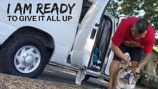 Van Life Vlog With Goats - We Are Ready For A Serious Life Change