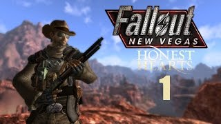 FALLOUT NEW VEGAS - Ch 5 (Honest Hearts) #1 | Let