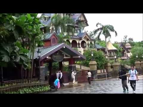 Mystic Manor, Hong Kong Disneyland, POV, Full Ride