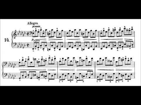 Фредерик Шопен - Prelude 14 In E Flat Minor